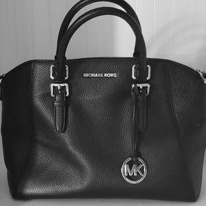 Michael Kors leather bag